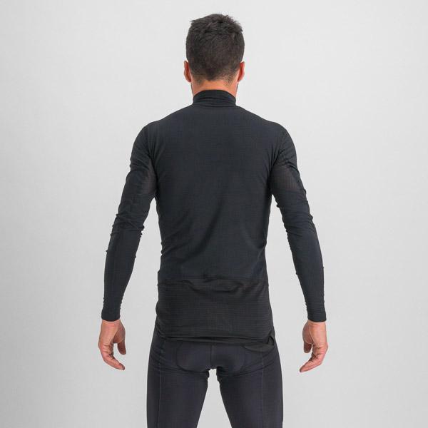 Sportful Sottozero tričko dlhým rukávom čierne