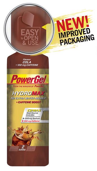 PowerBar PowerGel Hydro Cola 70ml