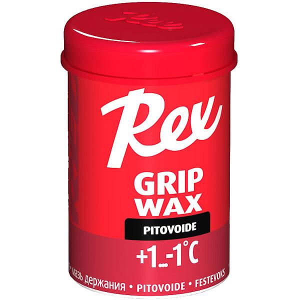 Rex stúpací vosk 45g Červený  +1...-1 C