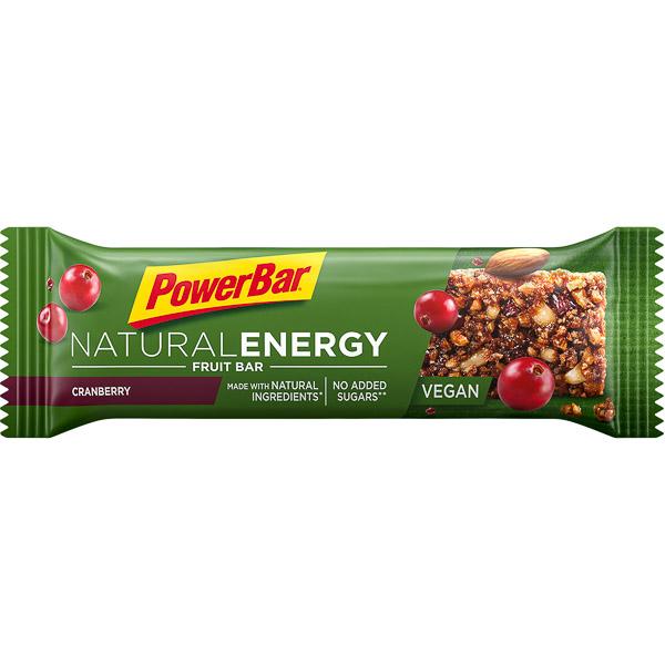 PowerBar Natural Energy tyčinka 40g lesné ovocie