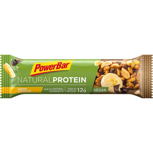 PowerBar Natural Protein tyčinka 40g Banán čokoláda