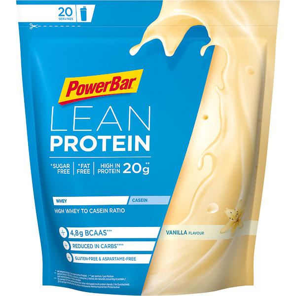 PowerBar LEAN Protein Vanilka 500 g