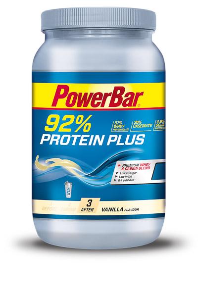 PowerBar ProteinPlus 92% Protein Dóza 600g Vanilka