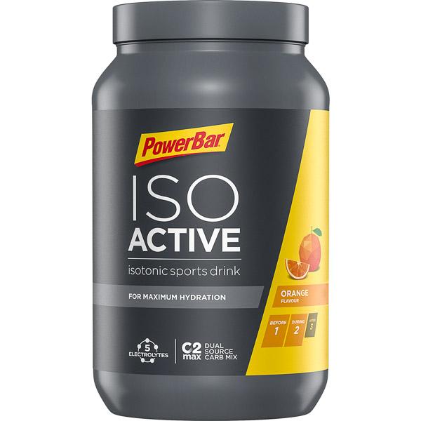 PowerBar IsoActive – izotonický športový nápoj 1320g Pomaranč