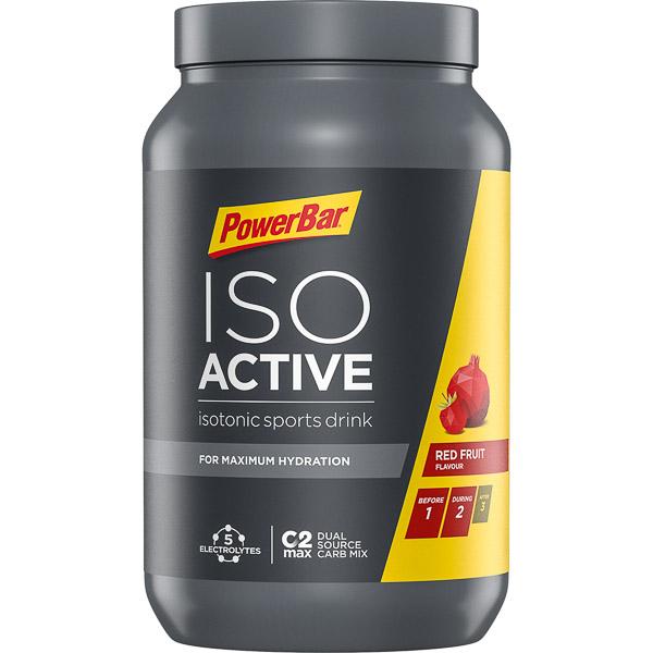 PowerBar IsoActive - izotonický športový nápoj 1320g č.ovocie