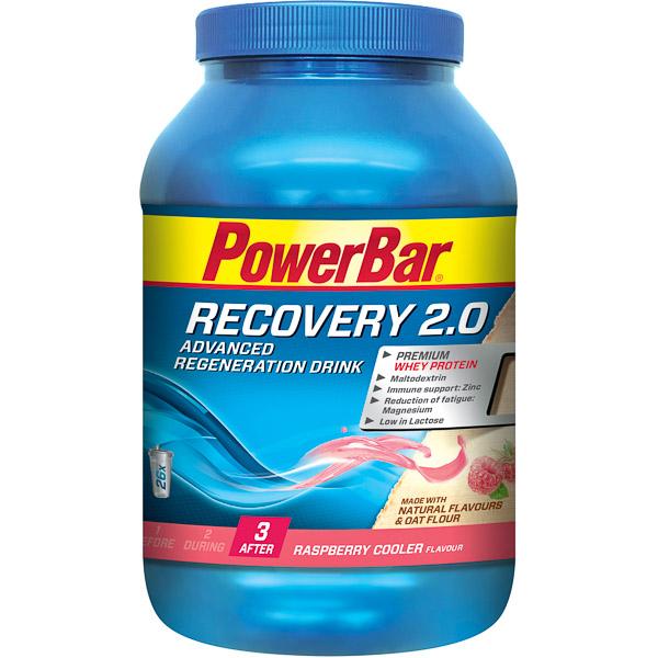 PowerBar Recovery 2.0 Regeneračný nápoj Malina