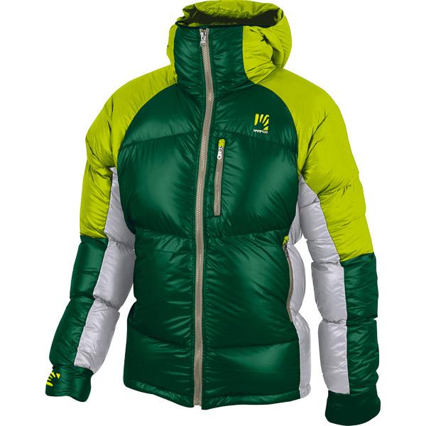 Karpos Artika outdoor bunda zelená