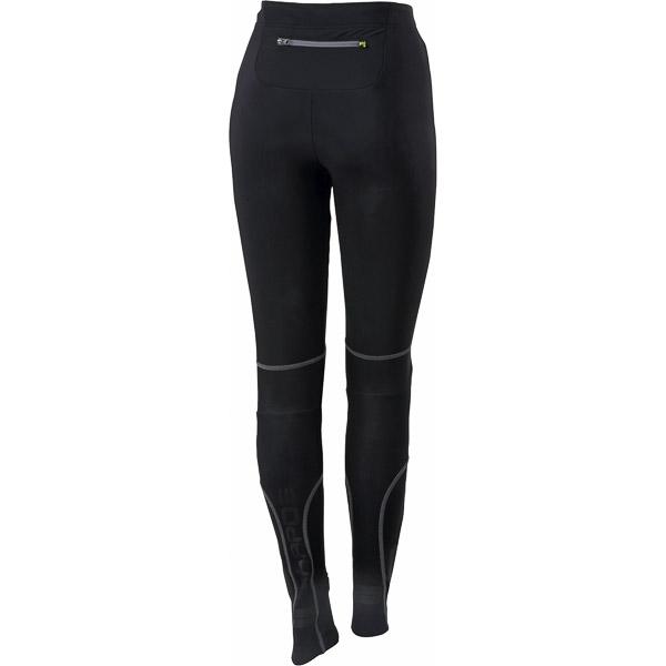 Karpos ALAGNA nohavice dámske čierne/sivé