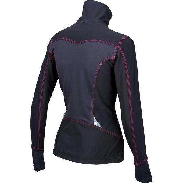 Karpos Alagna dámska skialpová bunda čierna