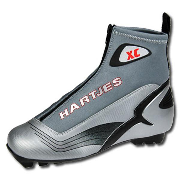 Hartjes Topánky na bežky Pilot Carbon Classic strieborné/čierne
