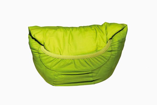 Karpos Lyskamm skialpová bunda zelená
