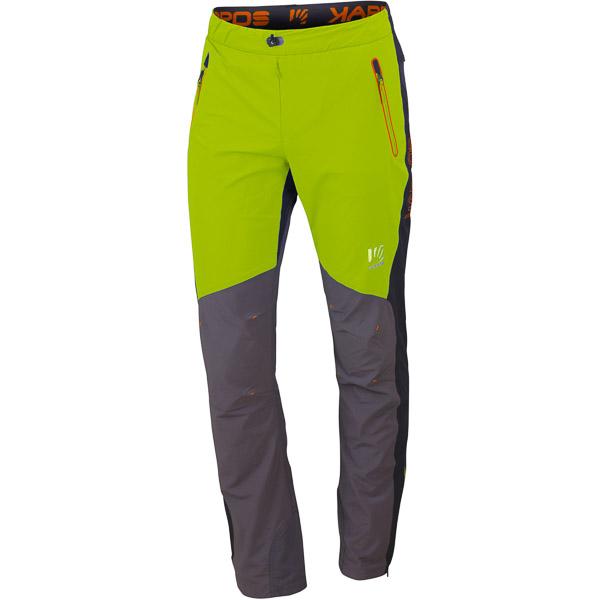 Karpos ROCK FLY nohavice zelené/sivé
