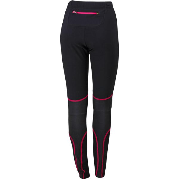 ba1451a8fde2 Dámske elastické nohavice na skialp Alagna čierne