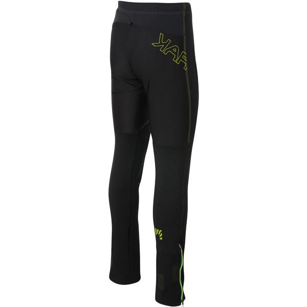 Karpos ALAGNA LITE nohavice žlté/čierne