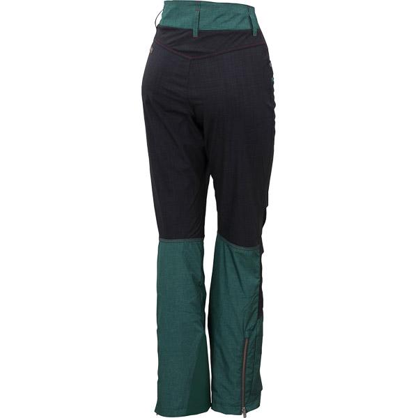 1a393d346525 Karpos BAITA dámske nohavice zelené sivé – trenujeme.sk