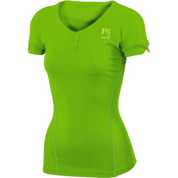 Karpos MOVED dámske tričko zelené
