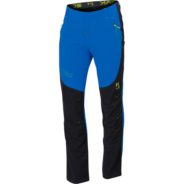 Karpos FANTASIA EVO nohavice modré/sivé