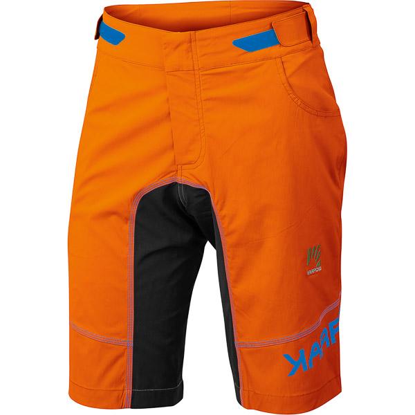 Karpos BALLISTIC EVO Kraťasy oranžové