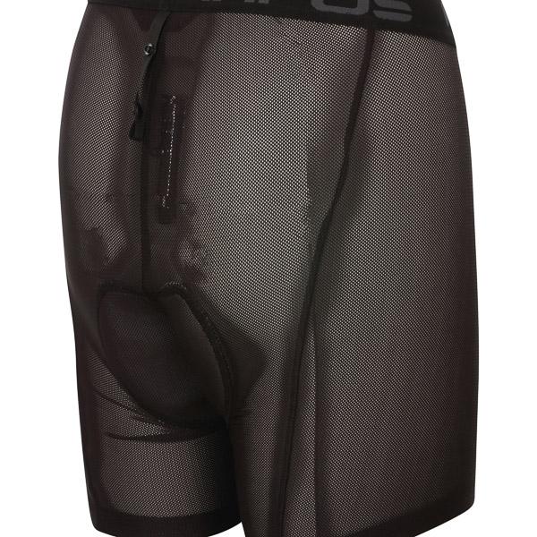 Karpos PRO-TECT INNER dámske spodné kraťasy čierne