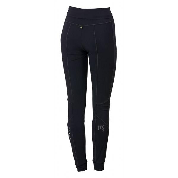 Karpos Fanes Dámske elastické nohavice čierne