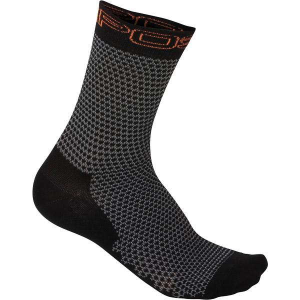 Karpos Rapid Ponožky čierne