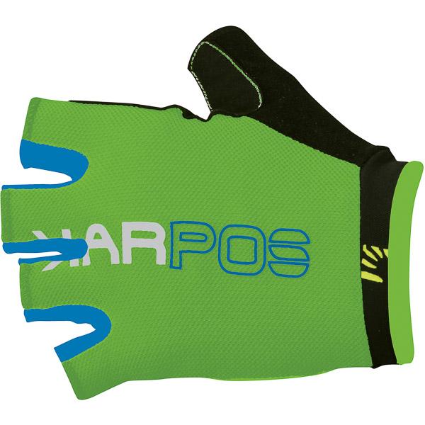 Karpos RAPID  rukavice zelené/modré