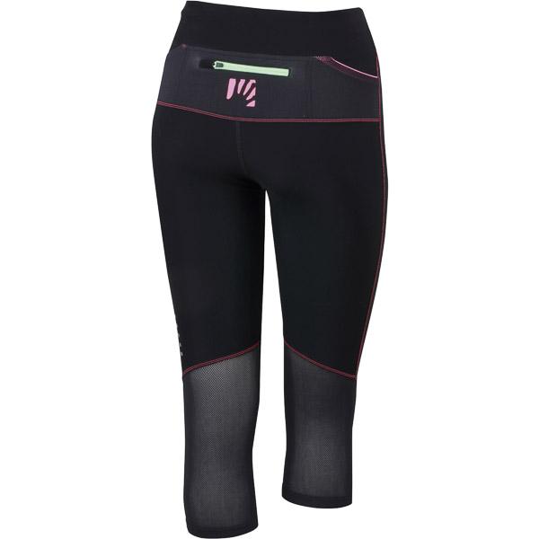 Karpos Quick EVO Dámske 3 elasťáky, čierne, ružové
