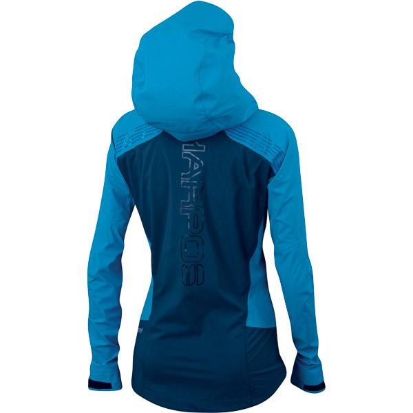 Karpos JORASSES PLUS dámska bunda tmavomodrá/modrá