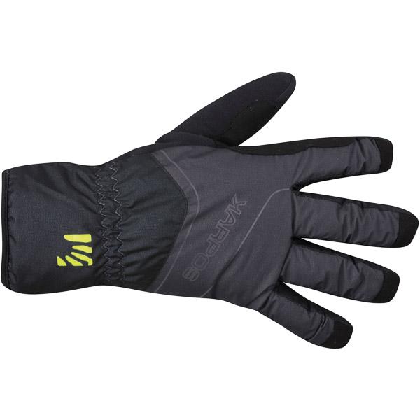 Karpos FINALE EVO rukavice tmavosivé/čierne