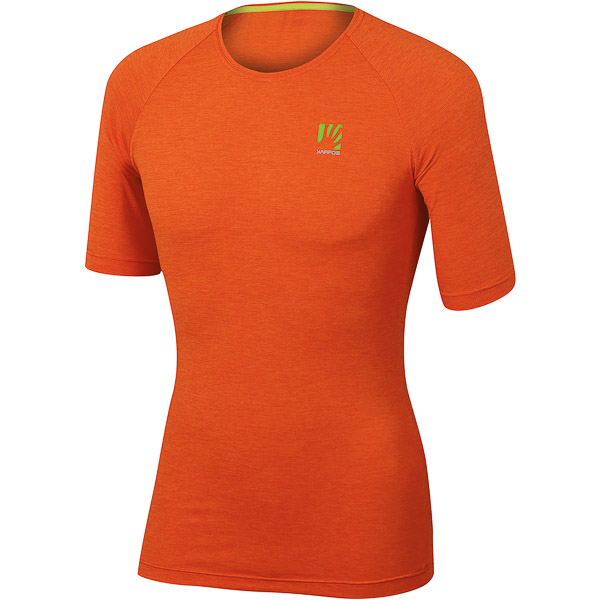 Karpos ALTA VIA tričko oranžové