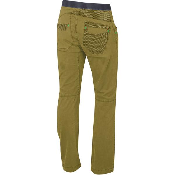Karpos NOGHERA nohavice zelený mach