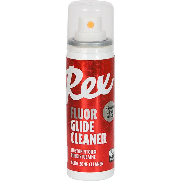 Rex Fluor Glide Cleaner čistič sklzových voskov 50g