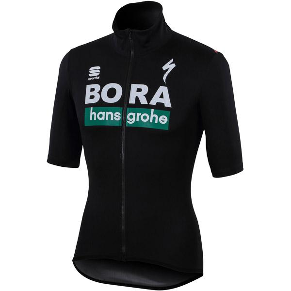 Sportful BORA HANSGROHE Fiandre Light KR dres čierny