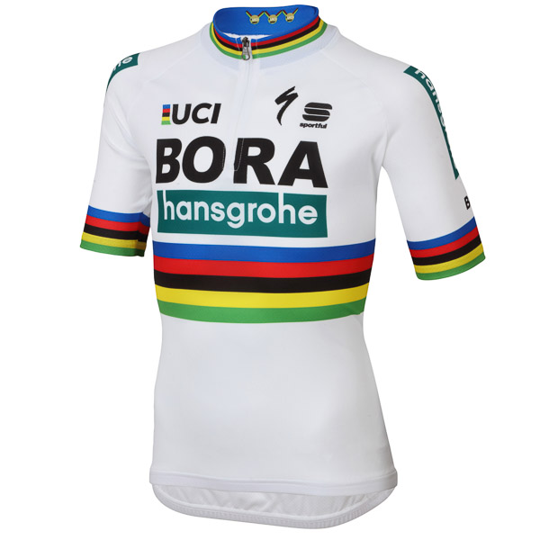 Sportful detský cyklodres Majstra sveta BORA Peter Sagan