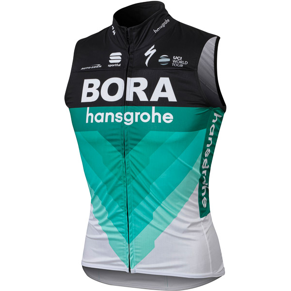 Sportful BORA HANSGROHE BodyFit Pro Wind vesta