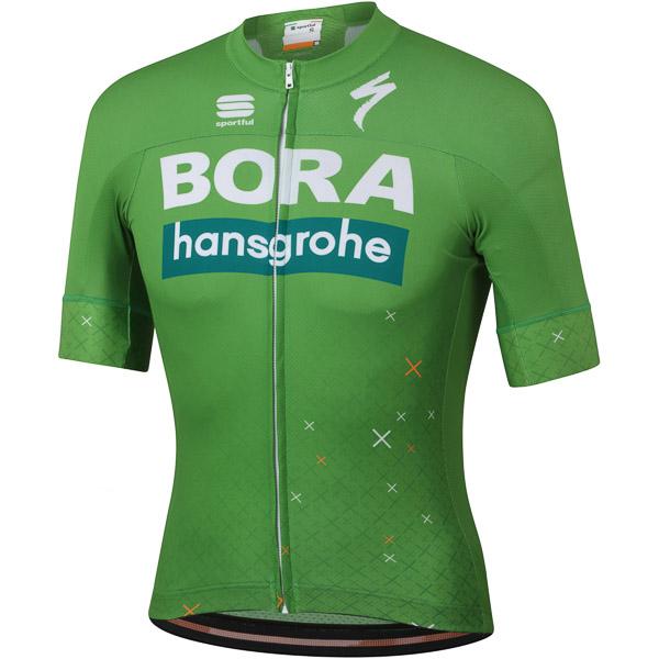 Sportful BORA-HANSGROHE FAN dres zelený