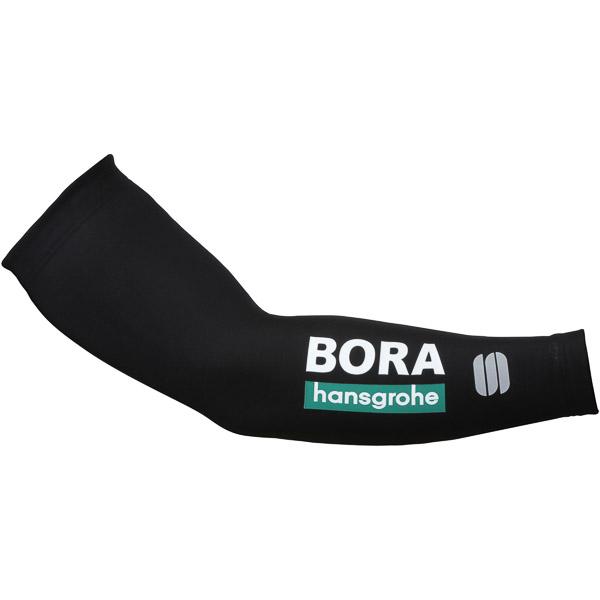 Sportful PRO TEAM návleky na ruky Bora-hansgrohe čierne
