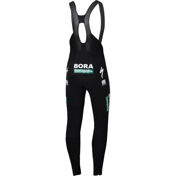 Sportful BODYFIT PRO nohavice s trakmi Bora-hansgrohe čierne