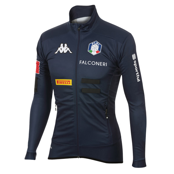 Sportful Team Italia Gore-Tex Infinium Bunda 2020