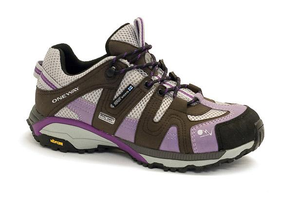 OneWay Trail TIGARA Tenisky, dámske, fialové/sivé