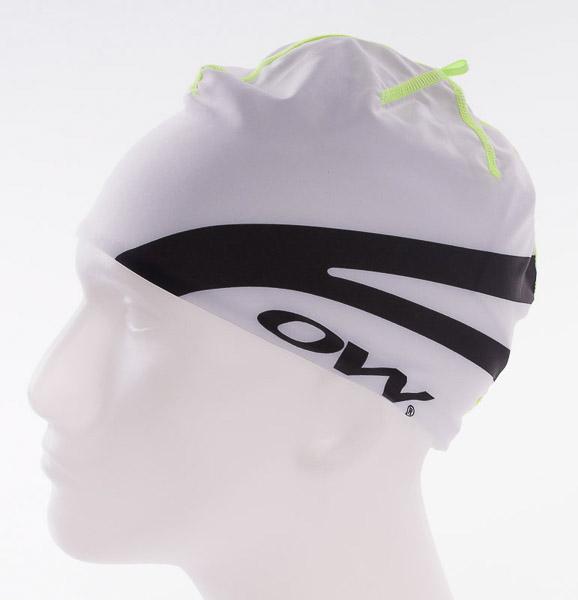 OneWay čiapka Mia Figura, biela čierna
