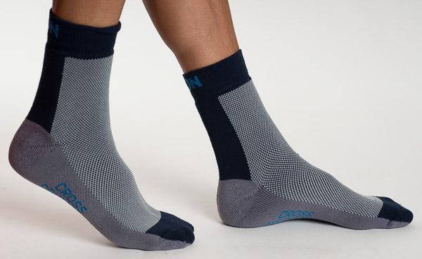 Ponožky CDN cross country sivé
