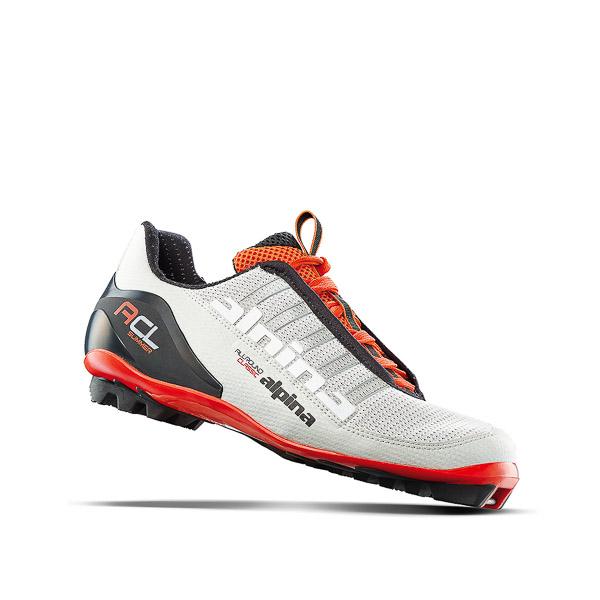 Alpina Topánky na bežky ACL SUMMER, červeno biele, čierne