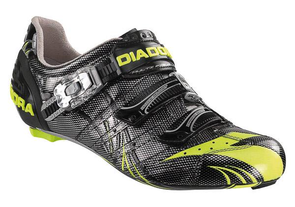 Diadora Proracer2.0 Tretry čierne/fluo žlté