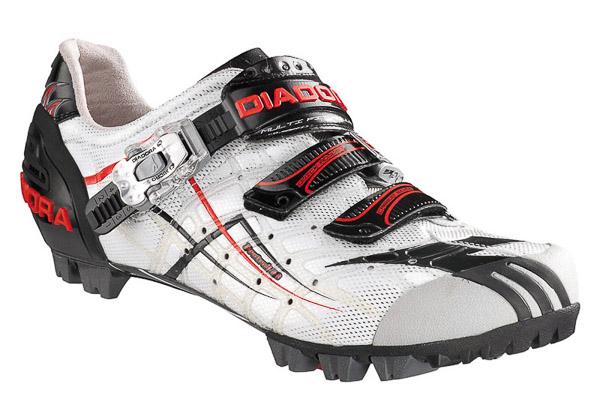 Diadora Protrail2.0 Tretry MTB biele/čierne/červené