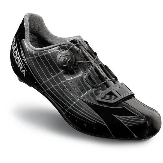 Diadora Speed Vortex cestné tretry čierne