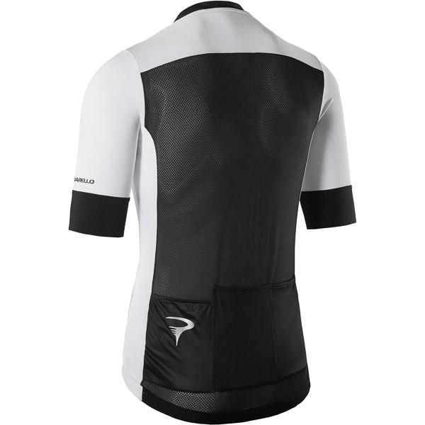 Pinarello FUSION dres #iconmakers biely/čierny/modrý