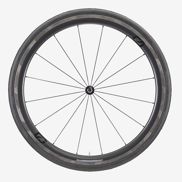 Cetsné pláštové kolesa Most Ultrafast 40 TLR RB ráfikové brzdy Shimano orech