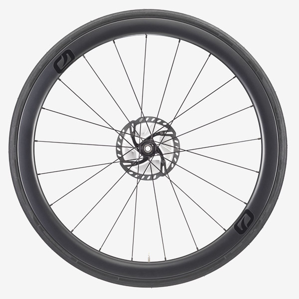 Cetsné pláštové kolesa Most Ultrafast 40 TLR DB diskové brzdy Shimano orech
