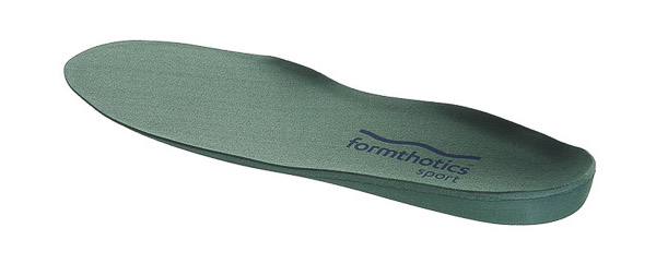 Formthotics CYCLE/FOOTBALL vložky do kopačiek/tretier zelené